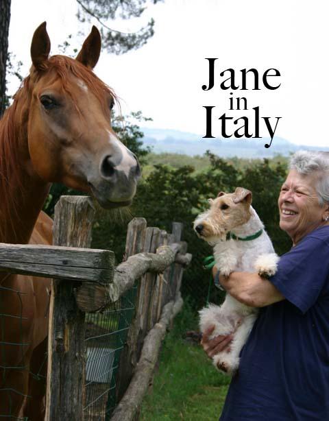 Janeinitaly